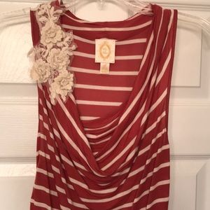 Beautiful tank top from Anthropologie